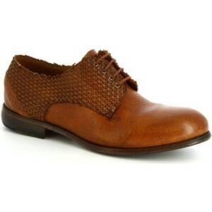 Nette schoenen Leonardo Shoes ART. LEON VACCH LAV + INTR P. CUOIO