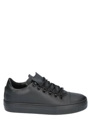 Nubikk Jagger Classic Black Gomma Sneakers lage-sneakers