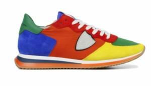 Philippe Model Heren Sneakers in Stof (Diversen)