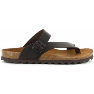 Sandalen Interbios 9511 marrón