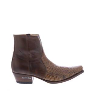 Sendra 5701 Piton Cuero Barr Boots western-boots