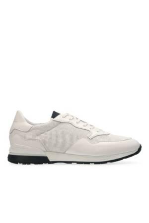 Sneaker Casual Leer