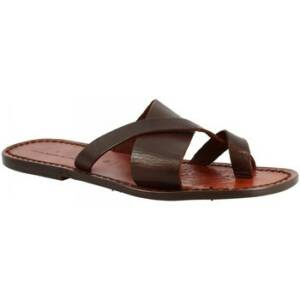 Teenslippers Leonardo Shoes 545 T. MORO