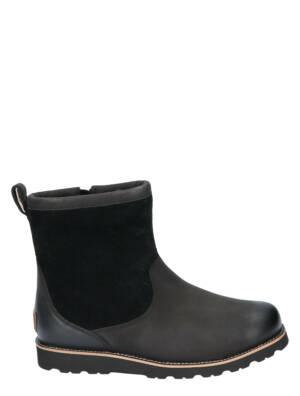 UGG Hendren Black Boots enkellaarzen