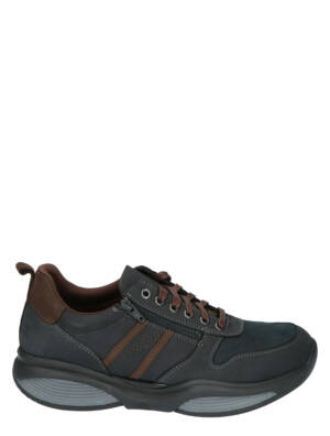 Xsensible 30073.2 293 Navy / Brown Veterschoenen