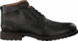 Australian Footwear Heren Nette schoenen Montenero Nette schoenen Zwart - Zwart - maat 48