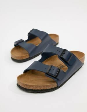 Birkenstock - Arizona - Birko-flor sandalen in blauw