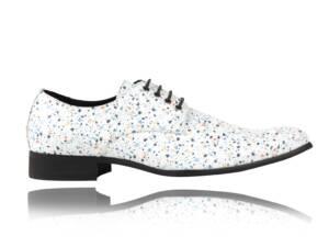 Confetti - Lureaux - Handgemaakte Nette Schoenen Voor Heren