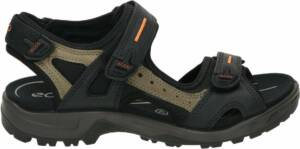 ECCO Offroad heren sandaal - Zwart - Maat 47