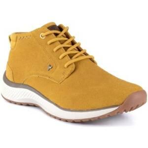 Hoge Sneakers Yumas CANADA MOSTAZA