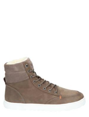 Hub Footwear Dublin Grey Boots