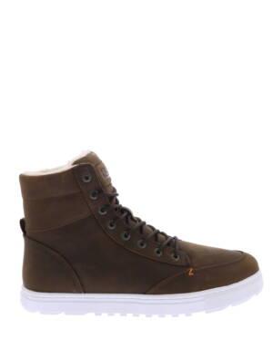 Hub Footwear Dublin Shetland Brown Boots