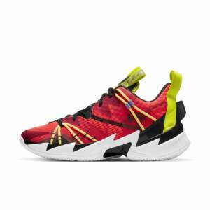 Jordan'Why Not?'Zer0.3 SE Basketbalschoen voor heren - Rood
