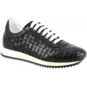 Lage Sneakers Leonardo Shoes 9487E20 SIERRA AV BLU