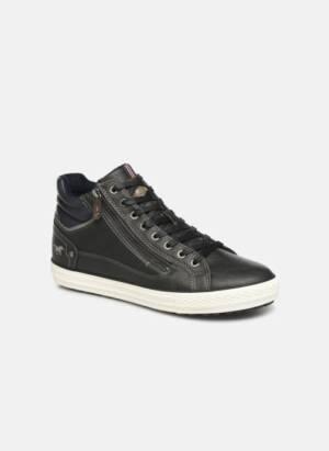 Mustang shoes Garett Zwart - Sneakers - Beschikbaar in 47