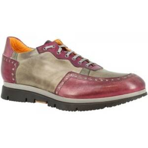 Nette schoenen Leonardo Shoes 351-69 GRIGIO BORDO