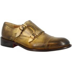Nette schoenen Leonardo Shoes T112 SIVIGLIA GIALLO