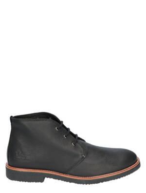Panama Jack Gael Napa Gras Negro Boots veter-boots