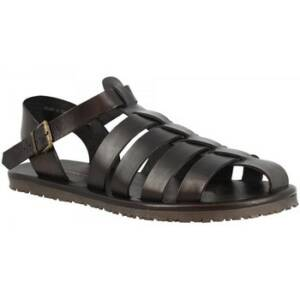 Sandalen Leonardo Shoes M5047 NERO