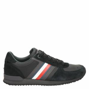 Tommy Hilfiger Sport Iconic Mix lage sneakers