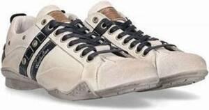 australian zambrotta, white, heren casual schoen maat-48