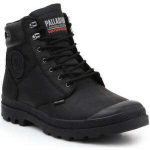 Hoge Sneakers Palladium Pampa Shield WP+ LTH 76844-008-M