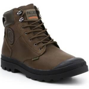 Hoge Sneakers Palladium Pampa Shield WP+ LTH 76844-383-M