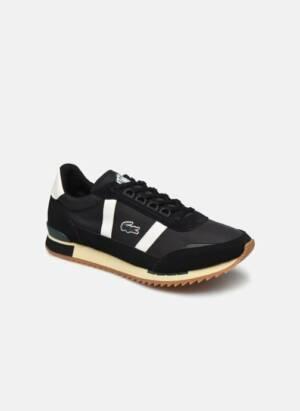 Lacoste Partner Retro 319 1 SMA Zwart - Sneakers - Beschikbaar in 47