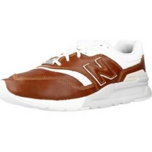Lage Sneakers New Balance CM997 HEP