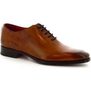 Nette schoenen Leonardo Shoes 8728E19 VITELLO DELAVE SIENA