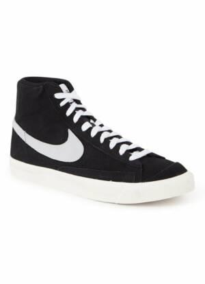 Nike Blazer Mid '77 sneaker van leer