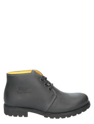 Panama Jack Bota Panama Grass Black Boots veter-boots