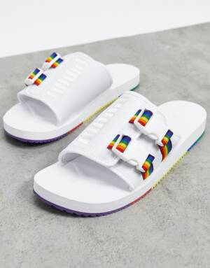 Puma - Wilo Lux - Nylon sandalen in meerdere kleuren-Multi