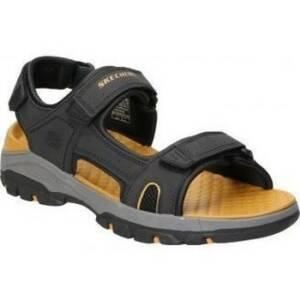 Sandalen Skechers SANDALIAS 204106-BLK CABALLERO NEGRO