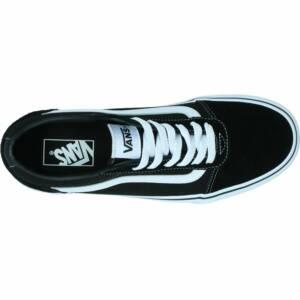 Vans Ward Sneaker Heren Zwart