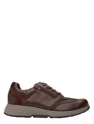 Xsensible 30405.2 Brown H-Wijdte Veterschoenen