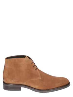 Daniel Kenneth Joris Velour Siena Boots veter-boots