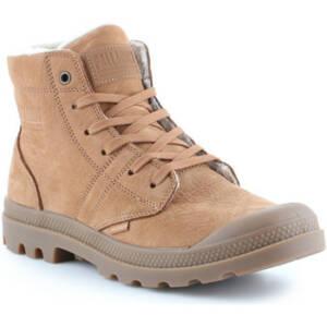 Hoge Sneakers Palladium Plbrs Mahogany 05981-257-M