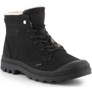 Hoge Sneakers Palladium Plbrs black 05981-001-M