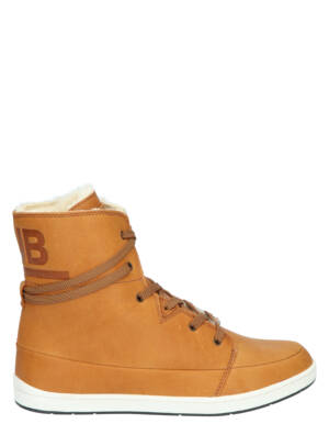 Hub Footwear Chess Cognac / Off White Boots veter-boots