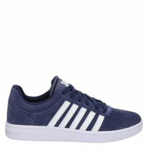 K-Swiss Court Cheswick lage sneakers