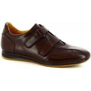 Nette schoenen Leonardo Shoes 07042 NAIROBI CIOCCOLATO