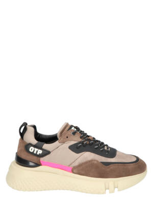 OTP Crunch runner 7220203170 taupe Sneakers chunky-sneakers