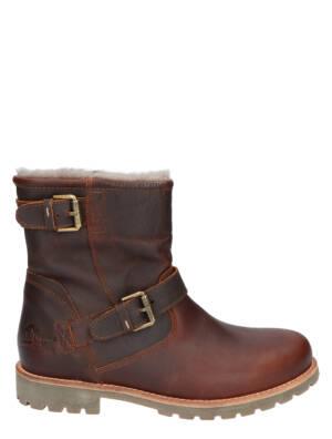 Panama Jack Faust Igloo Chestnut Boots