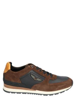 Pme Legend Lockplate-1 PBO205004 771 Dk Brown Sneakers lage-sneakers