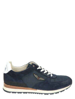 Pme Legend Lockplate Navy Sneakers lage-sneakers