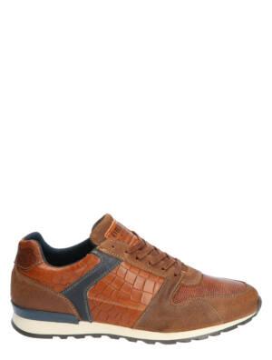 Rapid Soul Lars Brown Sneakers lage-sneakers