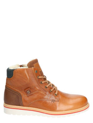 Rapid Soul Leonardo Cognac Boots veter-boots