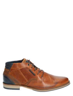 Rapid Soul Lesley Cognac Boots veter-boots