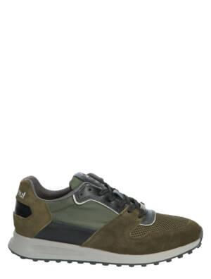 Rapid Soul Lysander Khaki Sneakers lage-sneakers